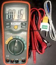 Extech True Rms Multimeter 430 Excellent Condition