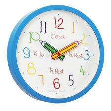 London Clock Children's Nursery Time Teaching Clock 24154