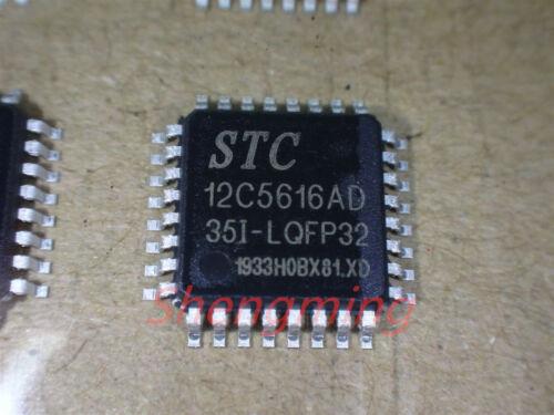 10PCS STC12C5616AD-35I-LQFP32