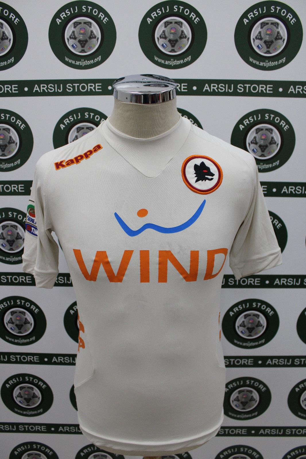 Maglia calcio shirt maillot camiseta trikot TOTTI ROMA TG S