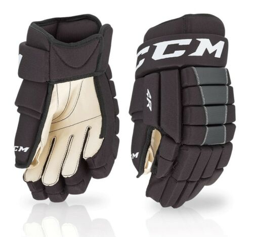 CCM 4R III Ice Hockey Gloves - Youth, Junior & Senior Sizes