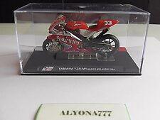 1/24 Ixo YAMAHA  2004 #33 MARCO MELANDRI MOTOGP 1:24 Motorcycle Altaya / Ixo