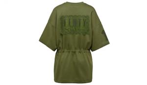 Rihanna T X shirt Vert Femmes Puma 574690 Par Fenty 01 5IXnwxpqAB
