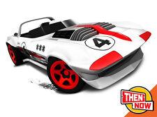 Hot Wheels Cars - Corvette Grand Sport Roadster White