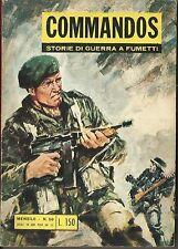 COMMANDOS !  + Sciuscià n° 18 (S.E.P.I.M., 1966)