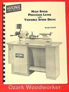 HARDINGE-DV59-Precision-Metal-Lathe-Catalog-DV-59-0336