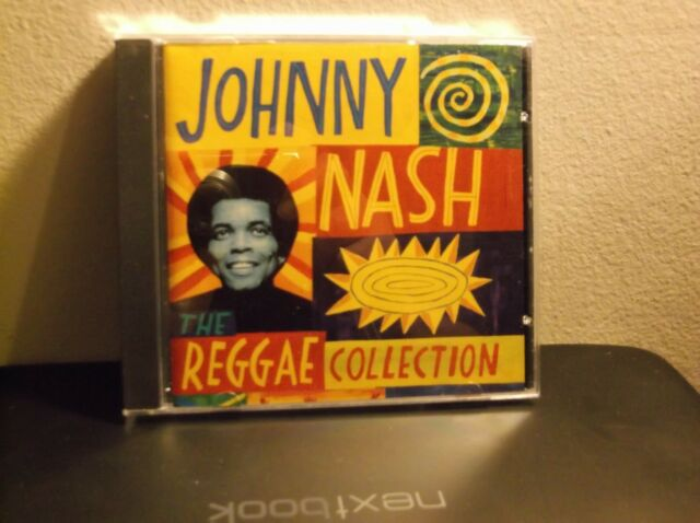 The Reggae Collection by Johnny Nash (CD, Legacy)