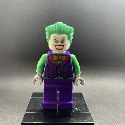 Green Arms Super Heroes Minifigure Lego The Joker 76119 Orange Bow Tie