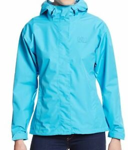 Størrelse Jacket Hansen Bnwt Kvinders J Seven Ladies M Blue Helly Medium pBHqP