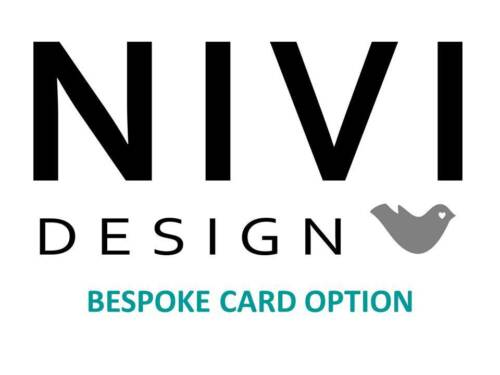 Bepoke Card Option