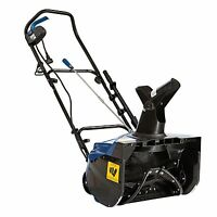 Snow Joe Ultra 18 Inch 15 Amp Electric Snow Thrower With 4 Blade Steel Auger
