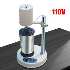 New Listing12000 Rpm High Speed Dispersion Machine Disperser Homogenizer Mixer Lab