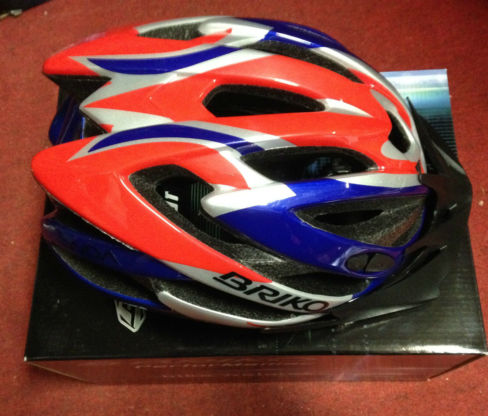 Casco bici corsamountain bike Briko New Zonda bike helmet M, L vari Coloreeei