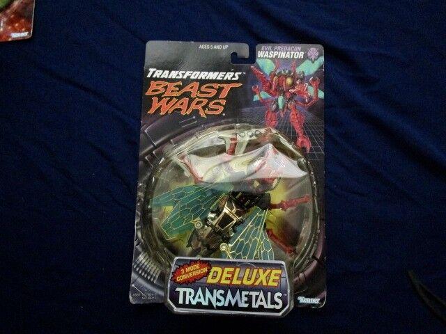 Transformers Beast Wars Waspinator Sealed MIB BOX