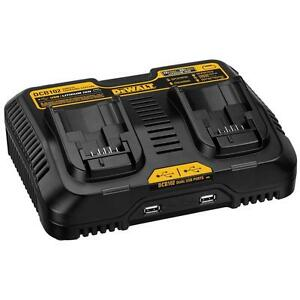 DEWALT DCB102 12V-20V Max Jobsite Charging Station