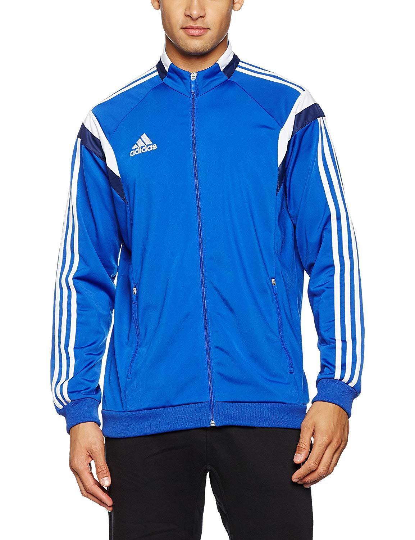 Adidas Performance LIC PES SUIT P Herren Tracksuit Royal Navy Training Top Hose