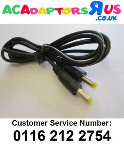 Panasonic SDR-H81 Sdrh 81 Cargador Cable De Alimentación Dc Para Videocámara Cámara Plomo