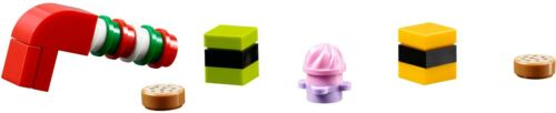 LEGO® Creator 40138 Weihnachtszug Limited Edition 2015 NEU OVP NEW MISB 40139