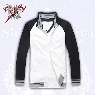 Fate Stay Night Archer cosplay rouge à capuche Homme 3D Imprimé Veste Sweat Manteau