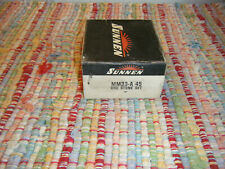 New Sunnen Stone Set Mm33 A 45 For Portable Hones 33 42 Aluminum Oxide