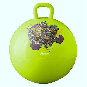 Teenage Mutant Ninja Turtles TMNT HOPPER BALL KIDS TOY Fun Play Game Nickelodeon