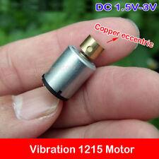 Mini M20 Vibration Motor DC 1.5V 3V 10mm Micro Vibrator DIY Toy Massage Game Pad