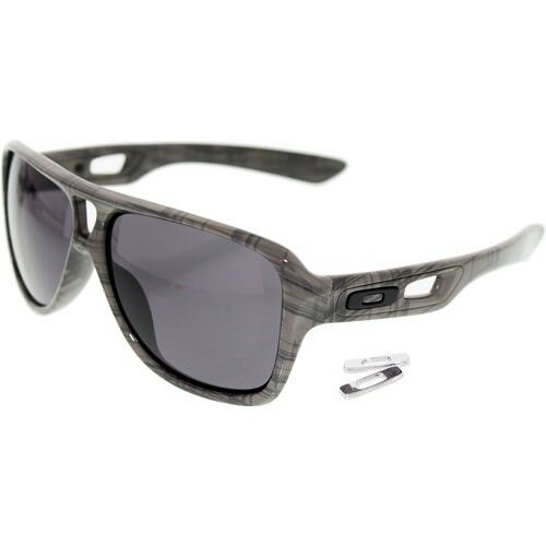 fa2ee978ea Oakley DISPATCH II 2 Sunglasses Smog Plaid   Grey for sale online