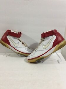Basketball Sz Red Nike Sneaker Edition Details About White 12 Mens Air 25 Force Anniversary H2WIE9YD