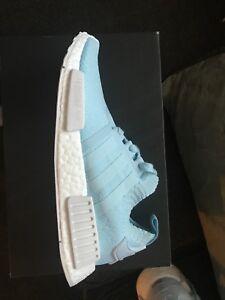 Adidas Wmns Nmd R1 Primeknit Ice Blue