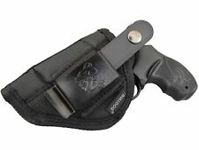 Nylon hand Gun holster For Smith & Wesson BodyGuard 38 Revolver With Laser