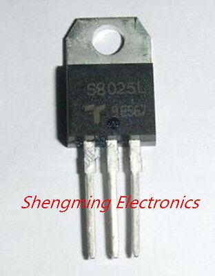 5pcs S8025L S8025 TECCOR Encapsulation TO-220