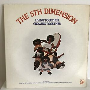 THE-5TH-DIMENSION-LP-LIVING-TOGETHER-GROWING-TOGETHER