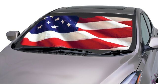 Intro-Tech Premium Folding Car Sunshade For Nissan 2000-2003 Maxima