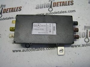 Mercedes-A-Class-W169-antenna-radio-amplifier-module-A1698200089-used-2006