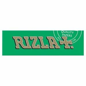 Rizla-Green-Smoking-Cigarette-Papers-Full-Box-Of-100-Booklets-Only-16-99