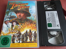 DIE ABENTEUER DES YOUNG INDIANA JONES 11: OGANGA: VHS VIDEO: PARAMOUNT VIDEO