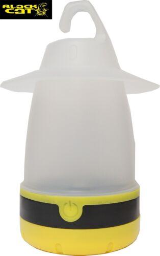 Angellampe Zeltlampe Black Cat Outdoor Lampe Laterne für Angler