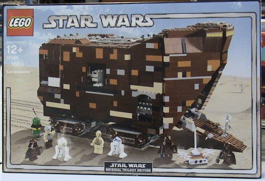 prezzi più bassi Nuovo Lego Estrella Guerras    10144 Jawa Secrawler Sealed HTF  prezzi equi