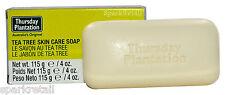 Thursday Plantation Australian TEA TREE Skin Care SOAP BAR 115g