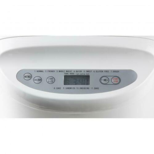 DOMO AUTOMATIC BREAD MAKER 700 or 900 g - B3951
