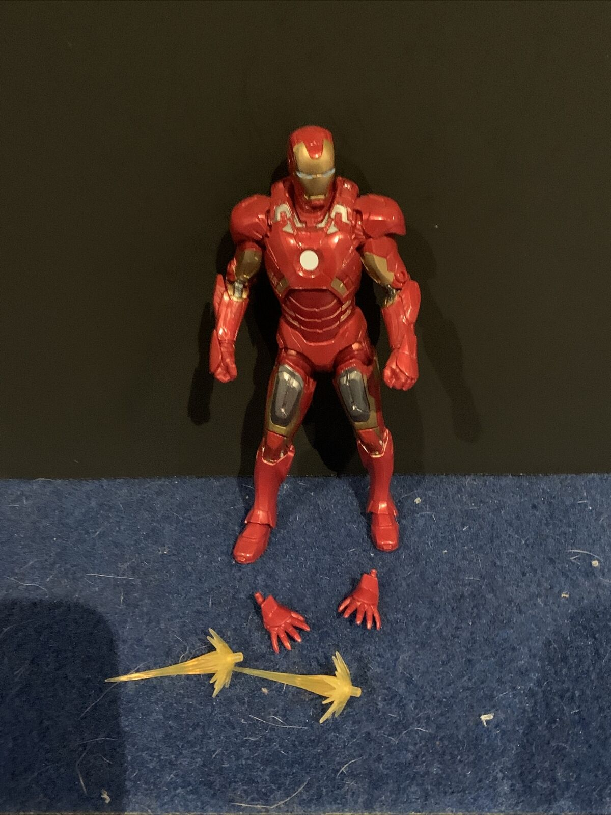 Marvel Legends Iron Man MCU Marvel Studios The First 10 Years on eBay thumbnail