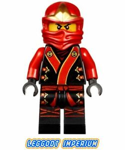LEGO-Ninjago-Minifigure-Kai-The-Final-Battle-minifig-njo071-FREE-POST