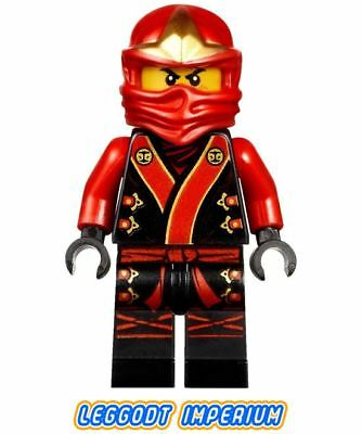 The Final Battle Ninjago minifig njo080 FREE POST Cole LEGO Minifigure