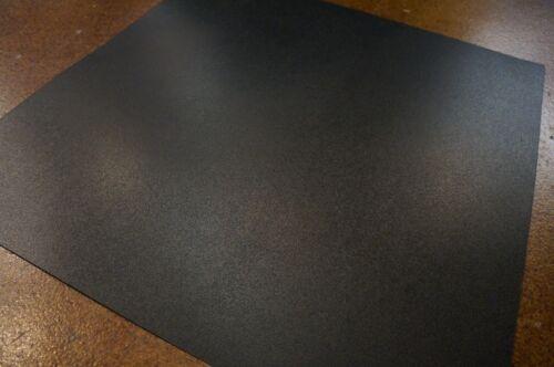 "1 New Black ABS Plastic Sheet 24x24x1//16,0.06/"" Vaccum Forming Car//Audio//Interior"