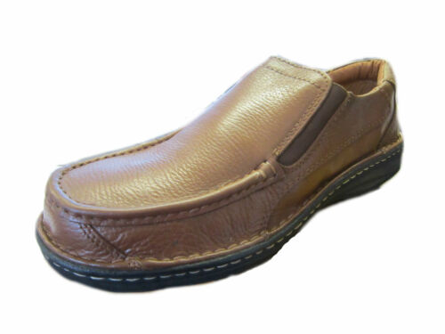 Slip On Mens Manfield Shoes 15101t Brown 4xxY7wR