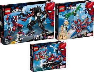 Lego Super Heroes 76113 76114 76115 Spider Man N12 / 18