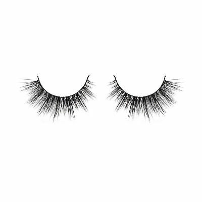 Siberian Real Mink Eyelashes Strip Lashes - Lael
