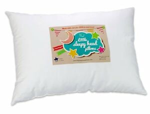 Details about Little Sleepy Head Toddler Pillow (13