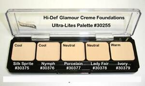 Graftobian-HD-Glamour-Creme-Foundations-Palette-Ultralights-Ultra-Lite