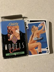 Vintage-Models-1990-s-Adult-Playing-Cards-Full-Pack-Fully-Complete